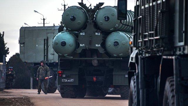 Турция пригрозила использовать С-400 против НАТО