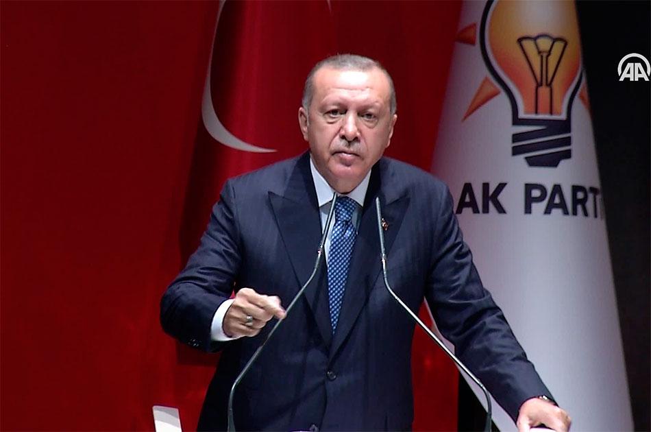 Жесткий ответ Эрдогана американцам