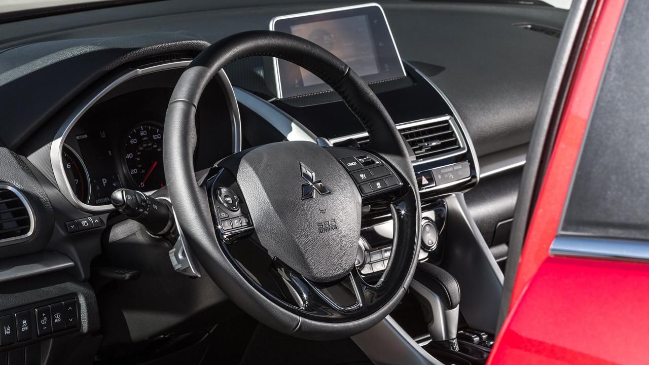 В России выросли цены на некоторые модели Mitsubishi