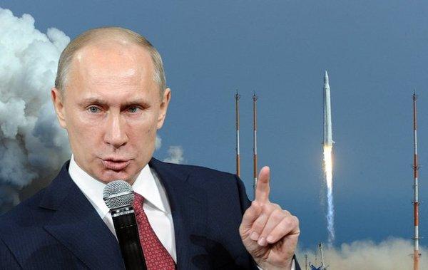 Путин заявил о разработках новейшего российского оружия
