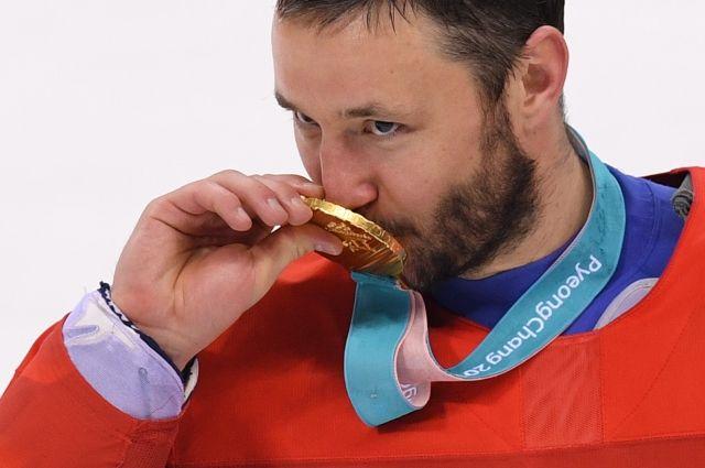 Хоккеист Ковальчук : я шел к этому золоту с пяти лет