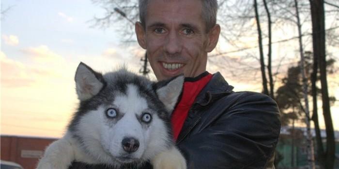 Панин согласился сняться в рекламе собачьего корма