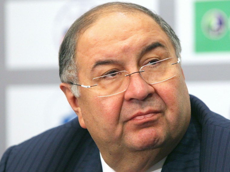 «Невинных нельзя карать и ставить на колени» — Алишер Усманов написал письмо президенту МОК