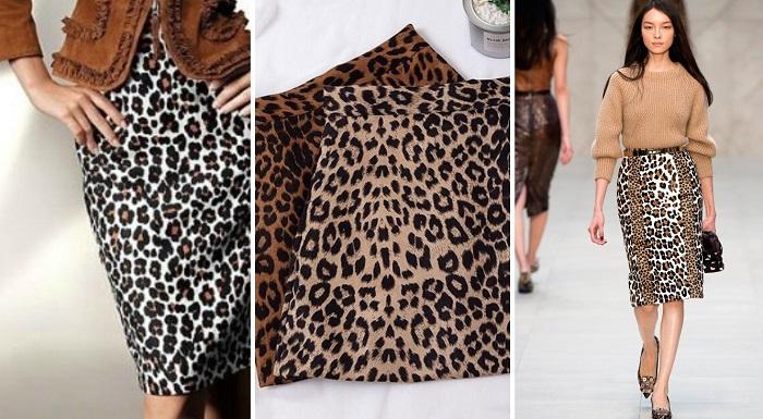 модные юбки и кофты