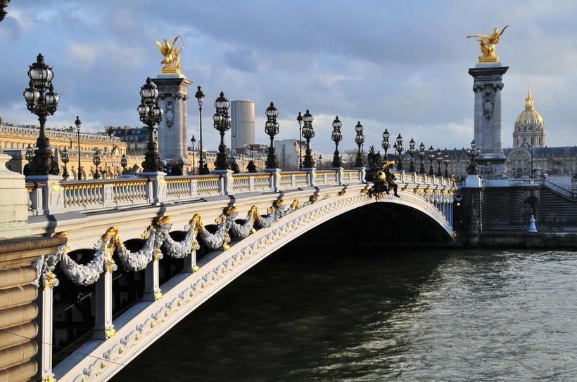 Почему самый красивый мост П…