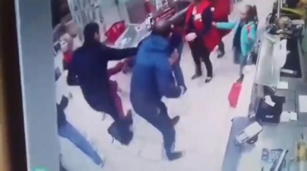 Видео дня: в российском мага…