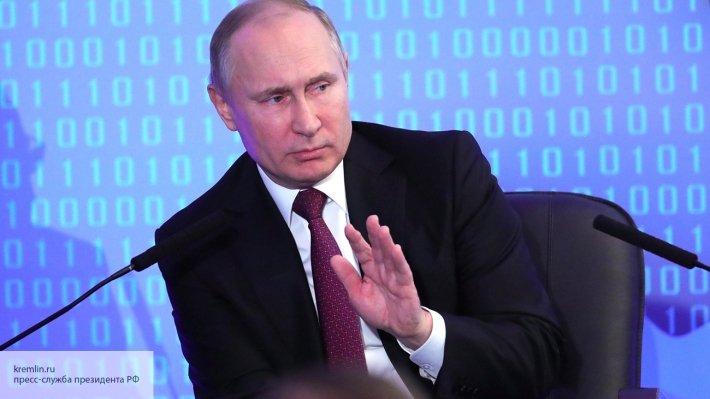С российских телеканалов его…