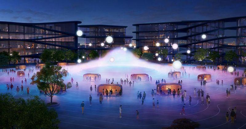 Компания Toyota построит Woven City — запретный город высоких технологий