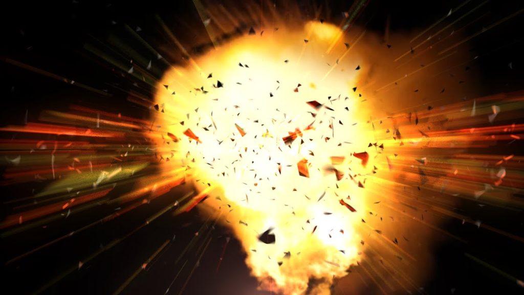 ВКиеве прогремел взрыв, ест…