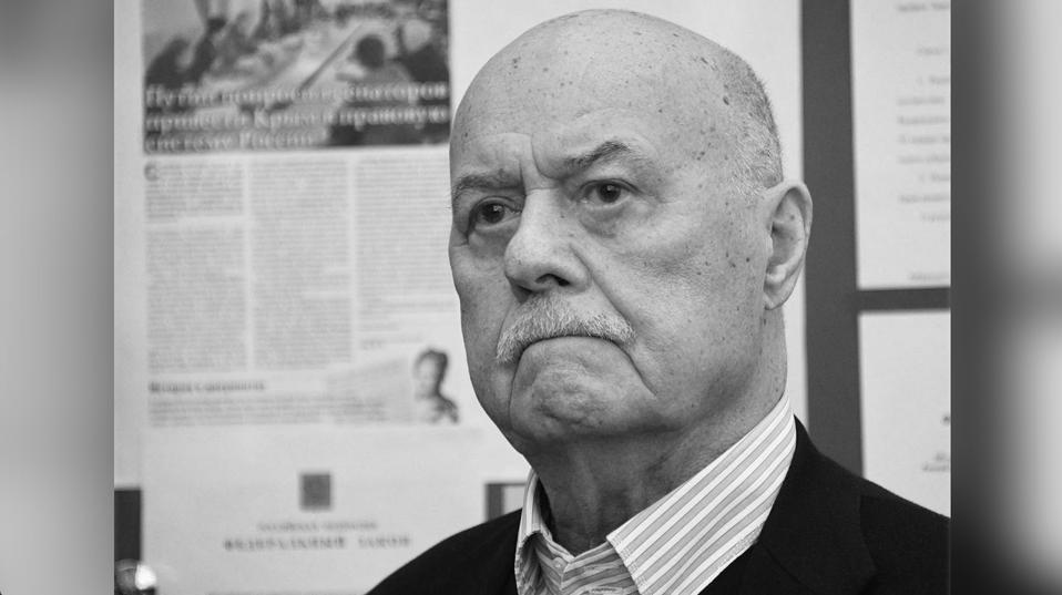 Умер Станислав Говорухин — второго такого уже не будет