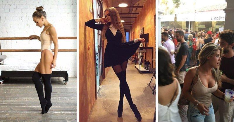 Подборка сногсшибательных девушек, которую испортили эти детали (20 фото + 1 гиф)