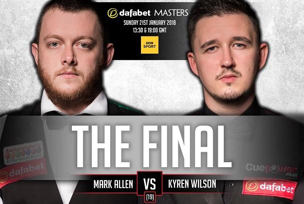 The Masters 2018. Финал