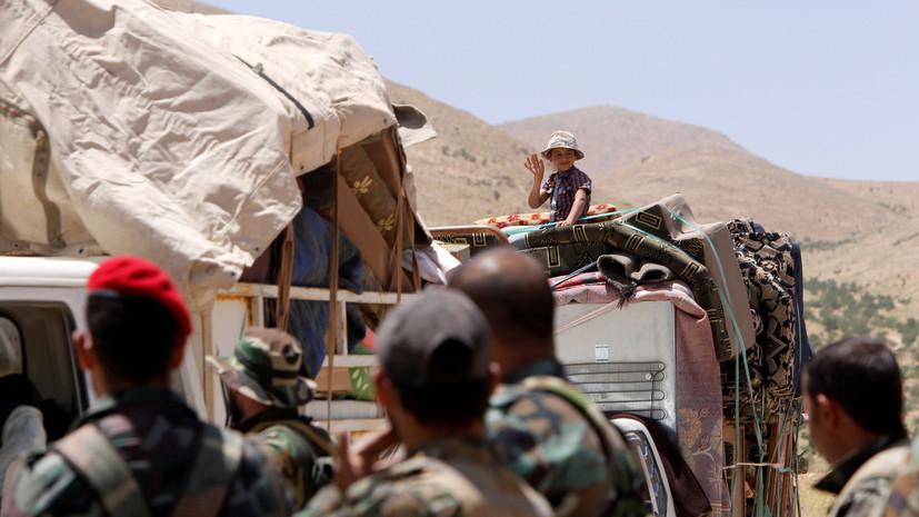 В МИД России заявили, что Норвегия отказывается возвращать сирийских беженцев домой