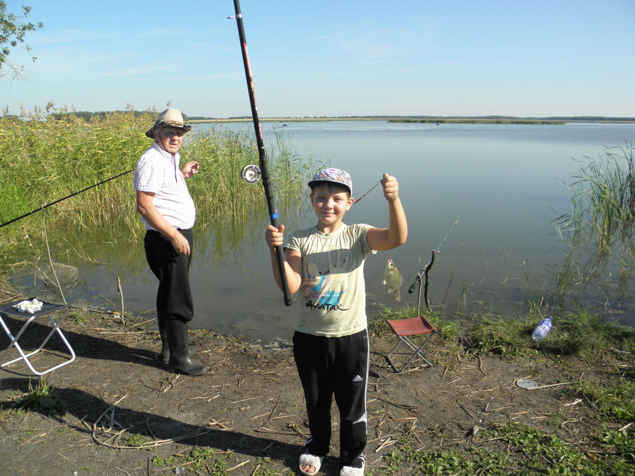 все о казахстанской рыбалке