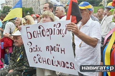 Майдан объявил себя «украинской святыней» и равнозначным Порошенко
