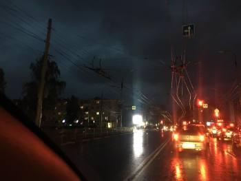 За продление работы уличных фонарей в Орле надо платить дополнительно
