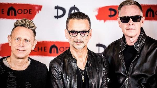 Группа Depeche Mode прибыла в московскую гостиницу Four Seasons