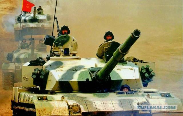 Китай заявил о подготовке к настоящей войне. С кем?