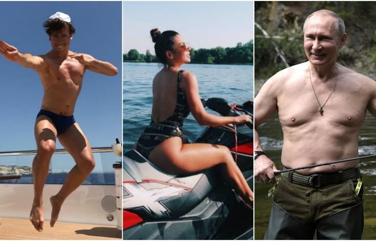 Мускулы или пузо? Лучшие и худшие звездные тела пляжного сезона