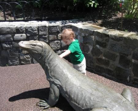 Дети и их опасные питомцы