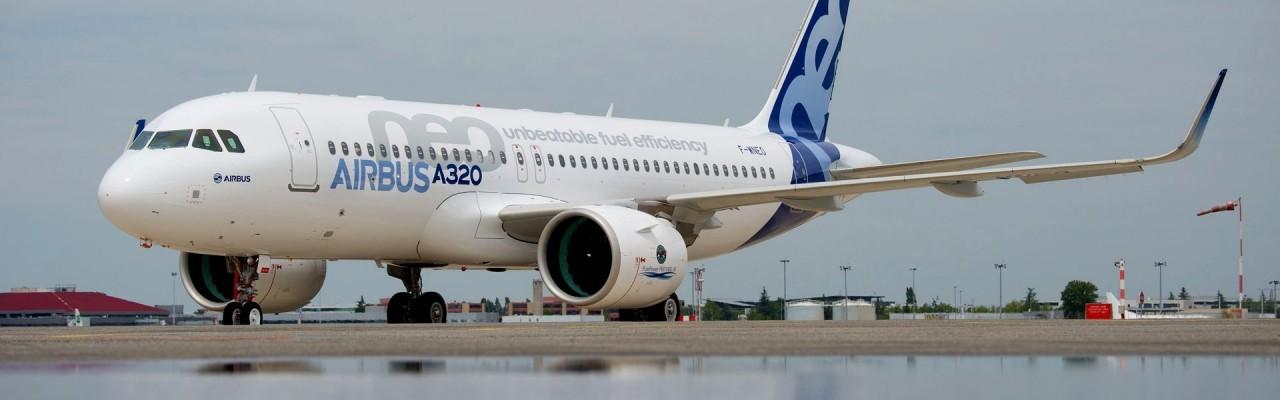 Поставки Boeing и Airbus дос…