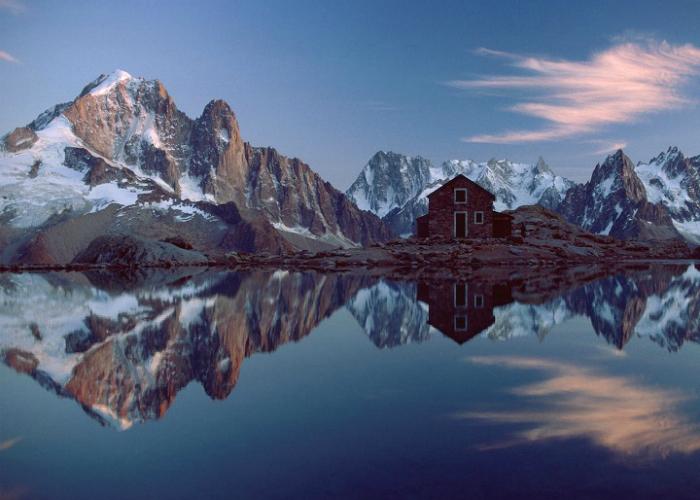 Альпы, Франция.