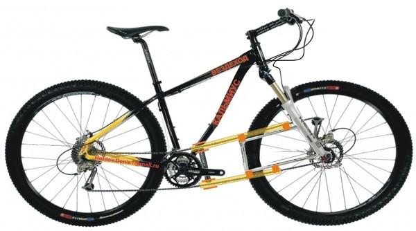 Велосипед Кальмиус