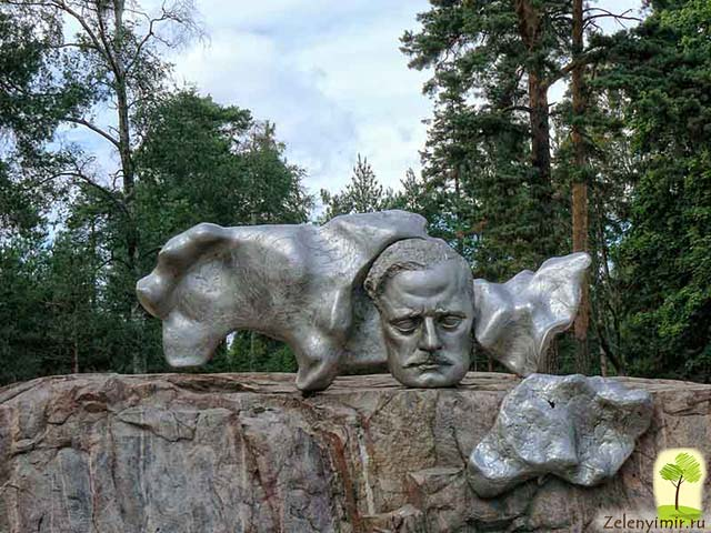 Поющий памятник Сибелиусу в Хельсинки, Финляндия - 13