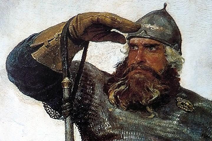 Был Илья Муромец, а стал — Черниговец