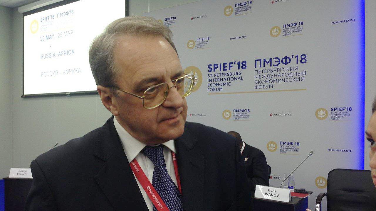 Терроризм будет уничтожен: Богданов о договоренности России и Турции по Идлибу