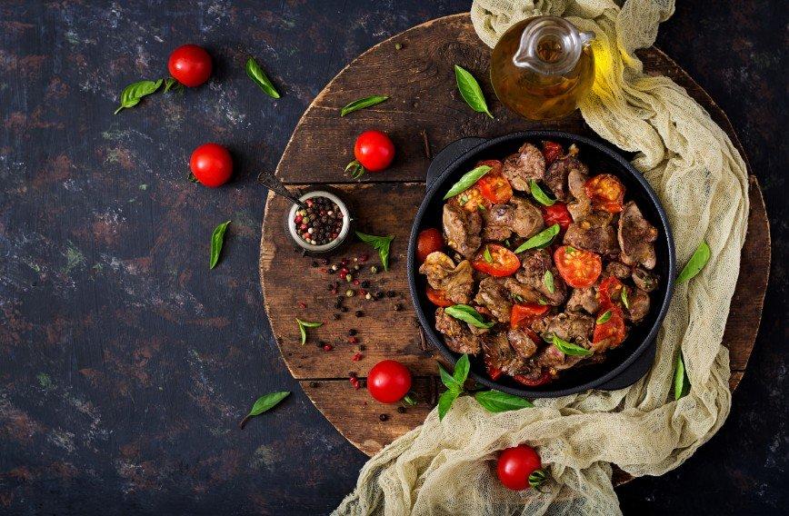 Вкусно и недорого: топ-5 простых блюд из куриной печени