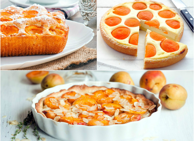 Абрикосовый пирог: рецепты, …