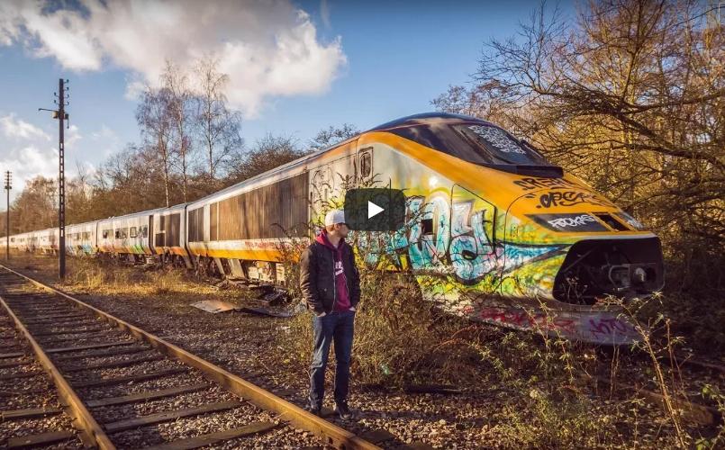 Привет из постапокалипсиса: судьба списанных сверхскоростных поездов