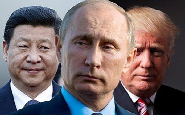 «Глобальное трио» vs. «Китайский квартет»