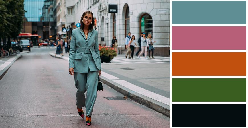 6 самых ярких цветовых сочетаний осени (ты должна увидеть это первой!)