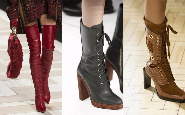 Стильная обувь 2019