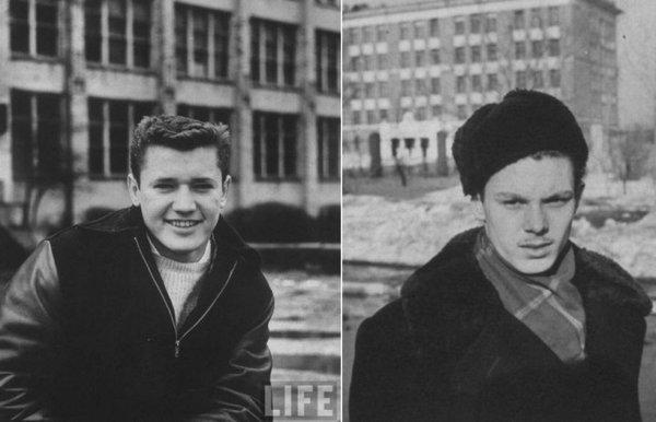 Образовательная гонка : Как 30 дней соревновались американский и советский школьник, кто победил , и что из этого вышло.