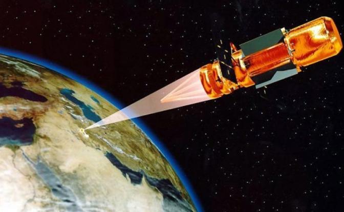 «Гиперболоид Путина» сожжет спутники США