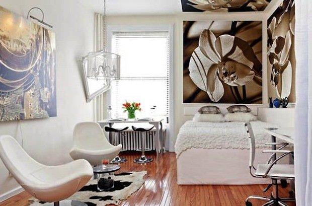 Как выжать максимум из маленькой квартиры: 4 полезных приема