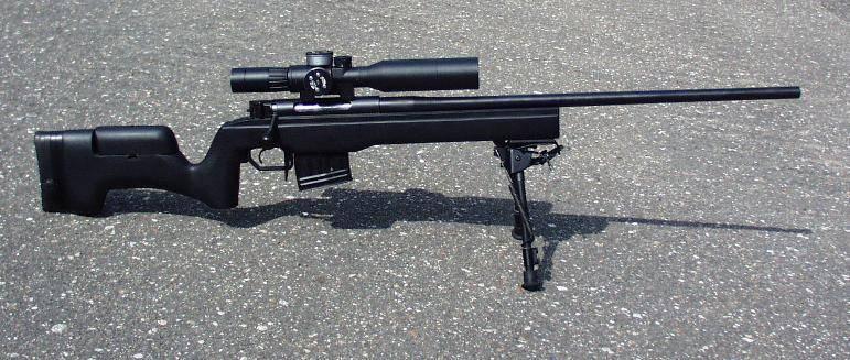 Модульная винтовка Конева: Konev Modular Rifle