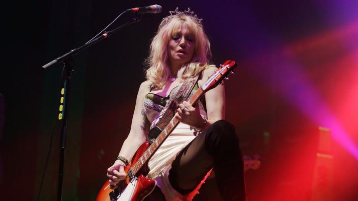 Courtney Love Struggling to Finish 'Disaster' Memoir