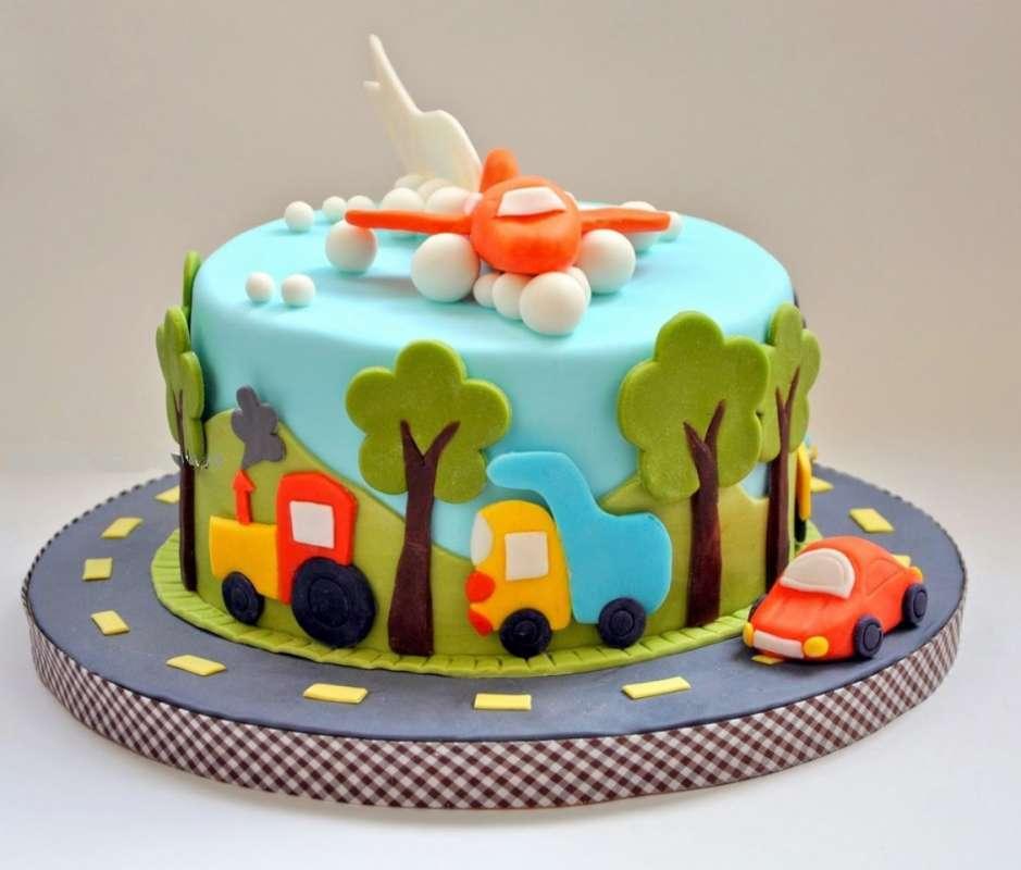 Преимущества детских тортов на заказ в Харькове