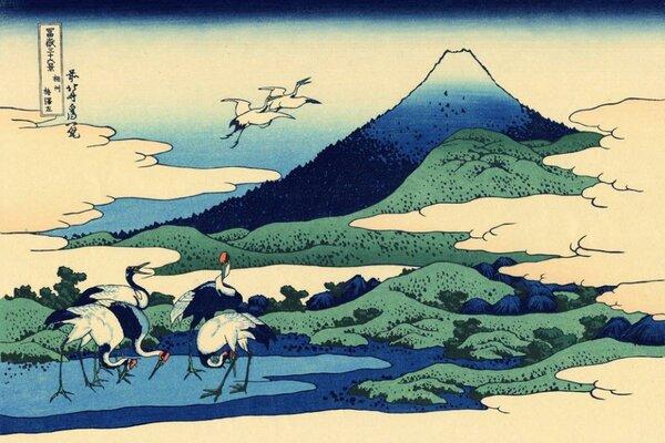 10 работ Кацусики Хокусай, которые нужно знать