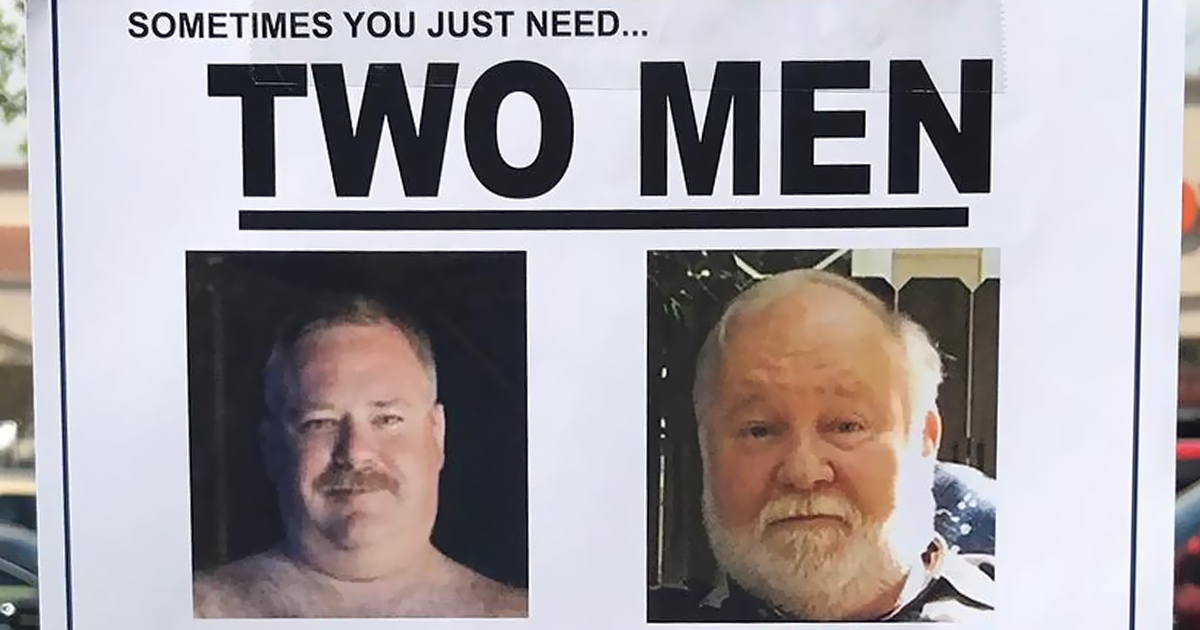 Guy Puts Up Hilarious Ads Around The City And It Looks Like People Need Them