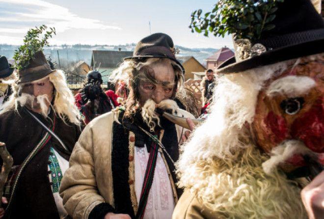 Праздник Святого Василия совпадает со Старым Новым годом.