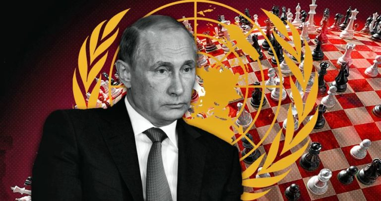 Гроссмейстер Путин — Грандио…