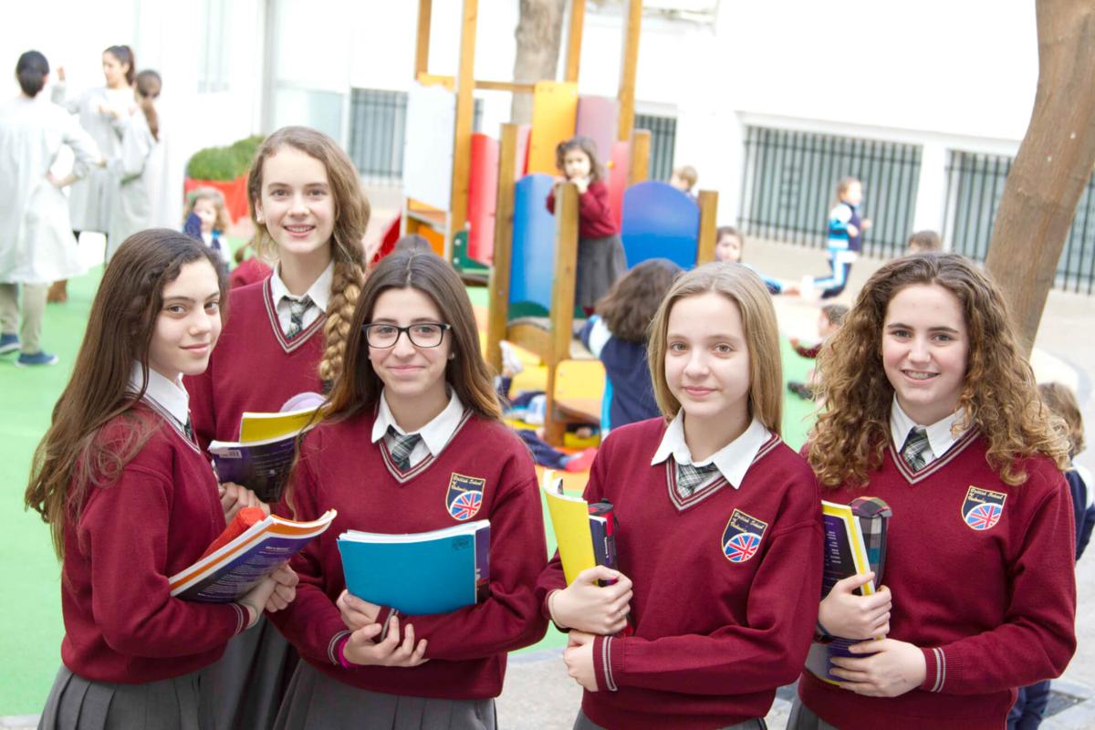 Испанская школа глазами русской мамы