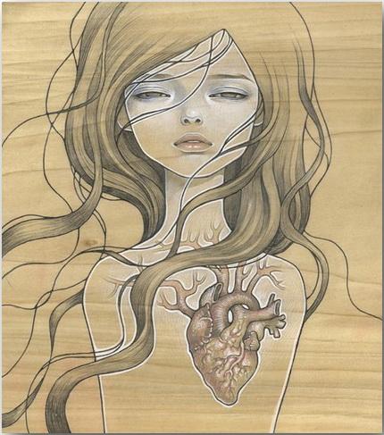 Одри Кавасаки (Audrey Kawasaki)_art_14