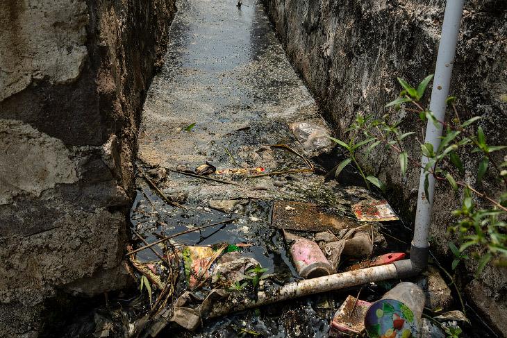 Читарум— самая грязная река в мире