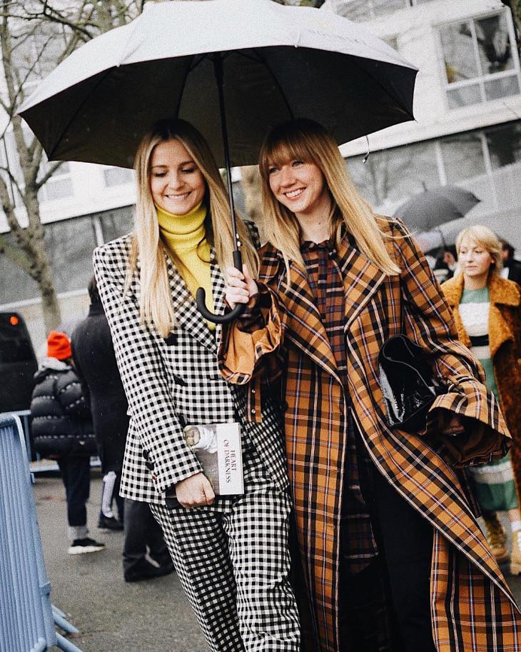 неоновый цвет - модный тренд 2018 - свитер